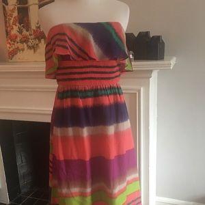 Shoshanna Strapless Dress Size 6